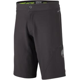 IXS Carve Evo Shorts Hombre, negro